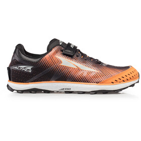 Altra King MT 2 Laufschuhe Herren black/orange